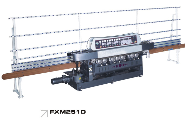 Glass Straight – Line Bevelling Machine FXM251D