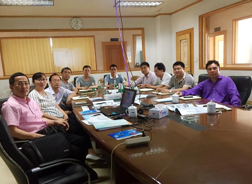 PHU SON Corporation & FUSHAN 18 năm hợp tác đến giờ vẫn vậy !