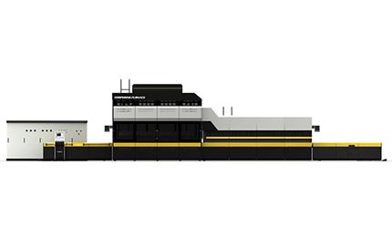Máy cường lực kính LD-EV – LANDGLASS