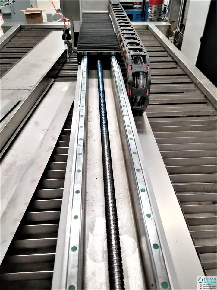 CNC cắt tia nước YF WATER JET - 05